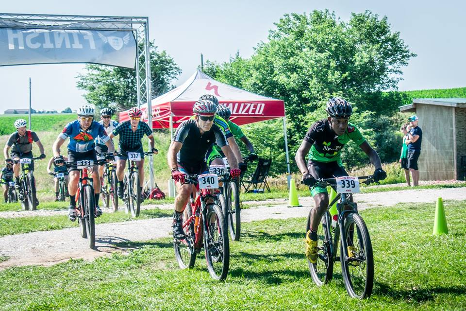 2018 bike race from NCJC Youth Off Road