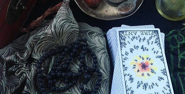 Lavender level - Spirit guide tarot and divination session