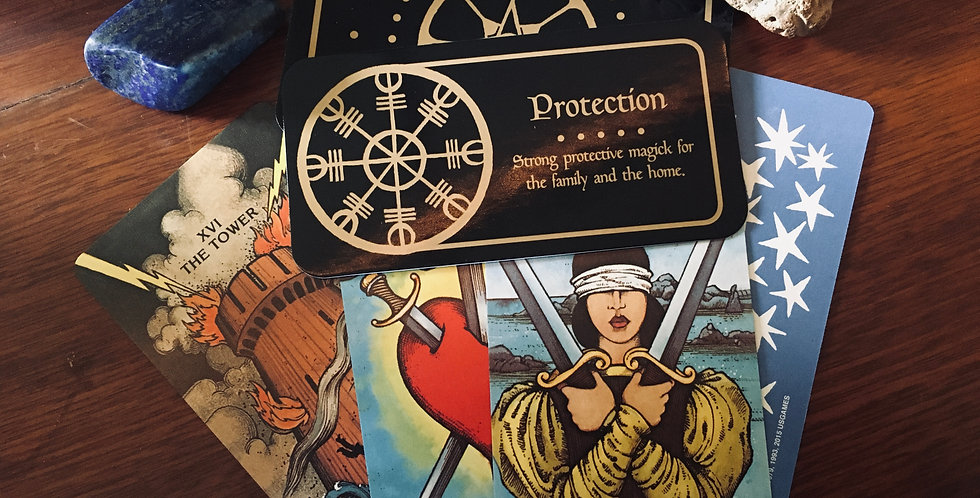 Life path tarot and oracle reading