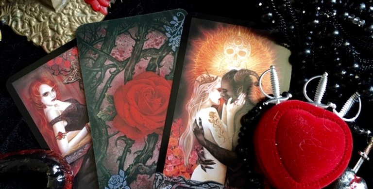 All about love tarot reading - 15+ cards
