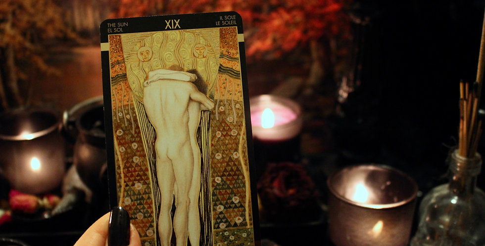 Break up or stay? tarot reading