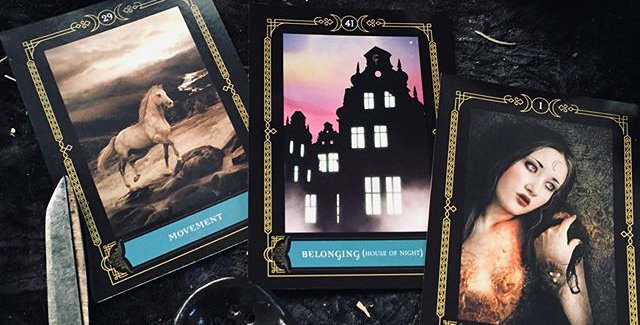 YEAR AHEAD - 12 month tarot and oracle spread