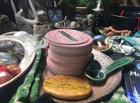Slow witchcraft + bespoke spells