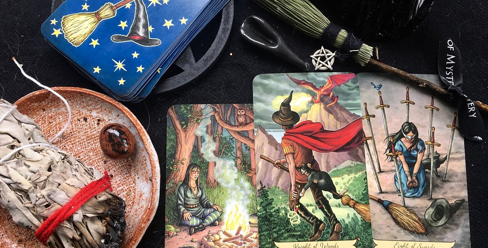 'What to do, what not to do' advice tarot reading
