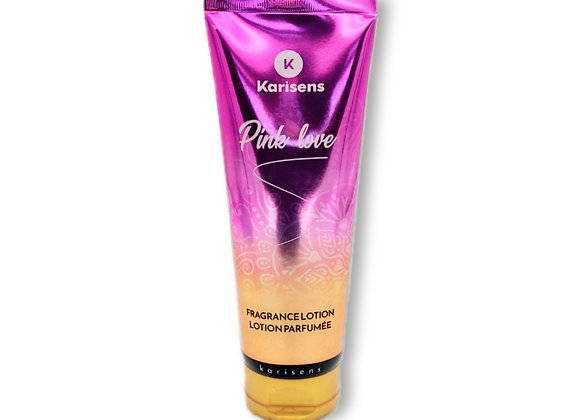 PINK LOVE lotion parfumé