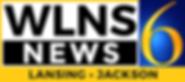 WLNS 6 NEWS Horizontal logo.png