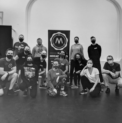 Intro to Mocap Workshop with The Mocap Vaults.