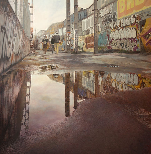 Ana Schmidt, realism, figurative painting