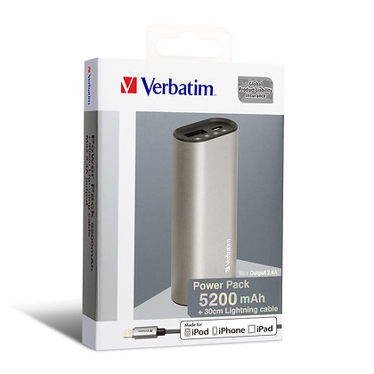 Verbatim power bank (5200mAh)