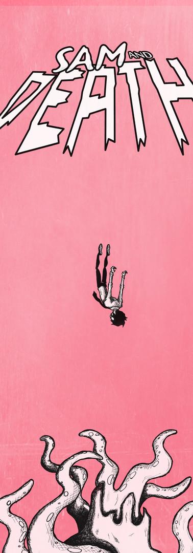 Sam & Death (comic book cover)