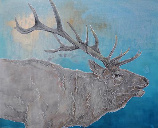 Elk art