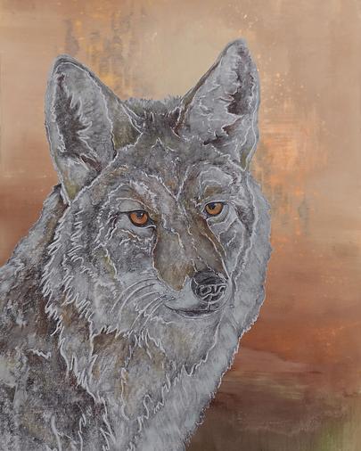 Coyote art