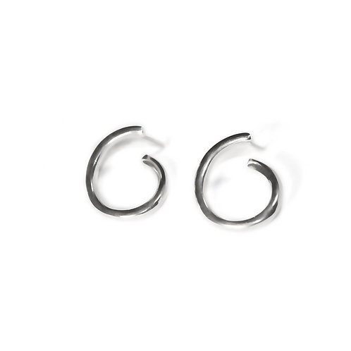 Loop Hoop Earrings