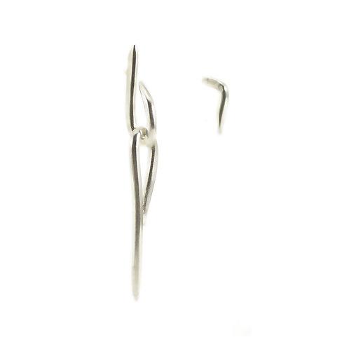 P Linked Earrings