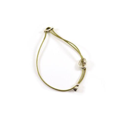 Ovoid Friendship Bracelet