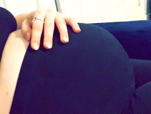 & So Maternity Leave Round Two Begins!