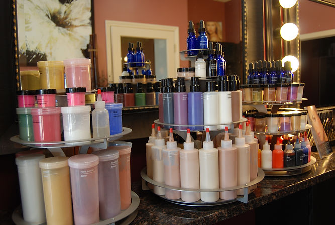 CustomBlend Makeup Aldani Cosmetics