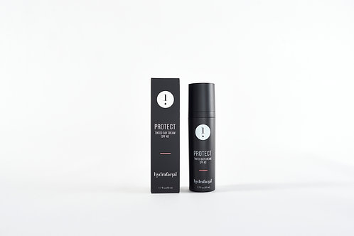 Hydrafacial Protect Day Cream SPF 40, Tinted