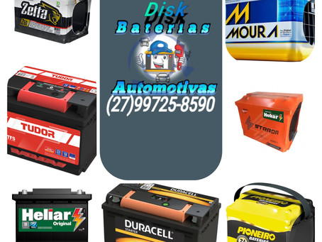 As melhores Baterias existentes no mercado com serviços eficientes e ágil são conosco.