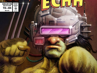 Weapon Echh: The Greatest Wolverine Bootleg in Comics History!