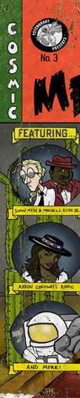 Psychonaut Presents #3
