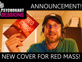 Announcement: New cover for RED MASS!