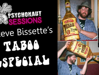 Psychonaut Sessions - Comic Review: Steve Bissette's TABOO ESPECIAL