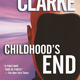 A Legit SciFi Occult Novel (A Book Review of Clarke's CHILDHOOD'S END)