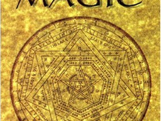 Daniel's Top 5 Favorite Esoteric Tomes (WMT-style)
