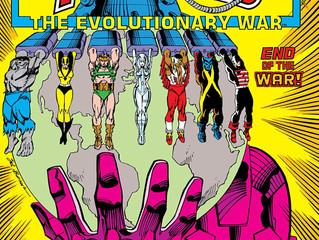 Top 10 Favorite Comics
