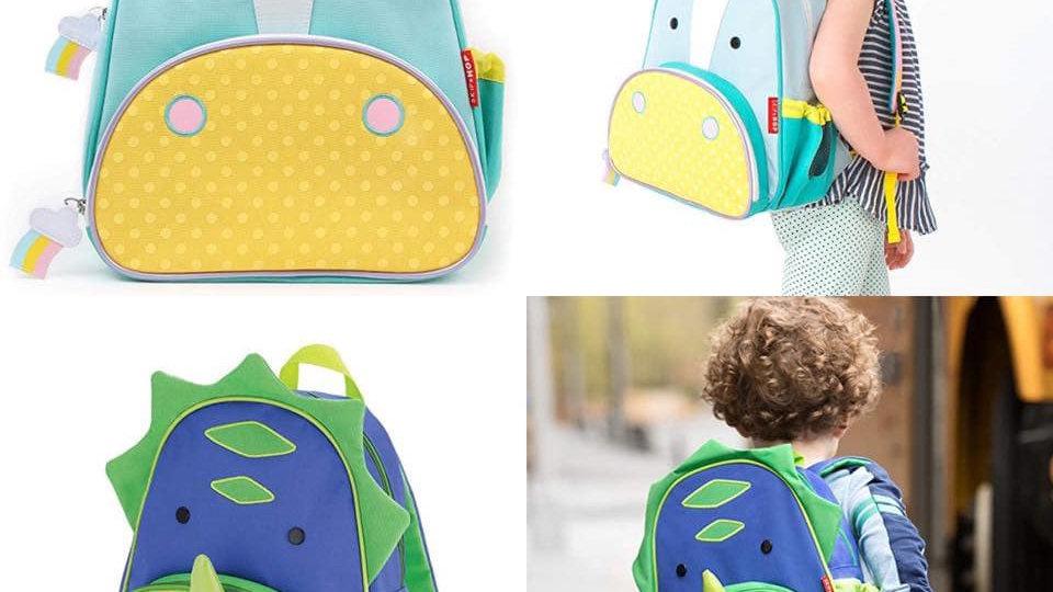 Monogram Toddler Backpack