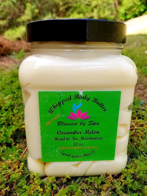 Whipped Body Butter 32oz