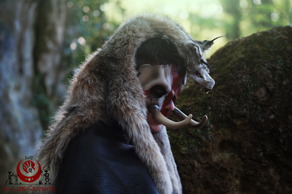 Crâne de troll