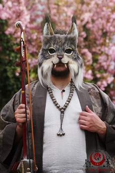 Lynx canadien fluffy