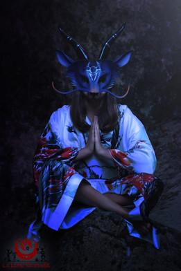 """Dragon japonais """"crépuscule"""""""