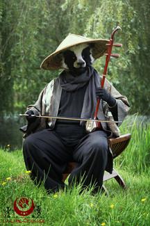 Panda fluffy