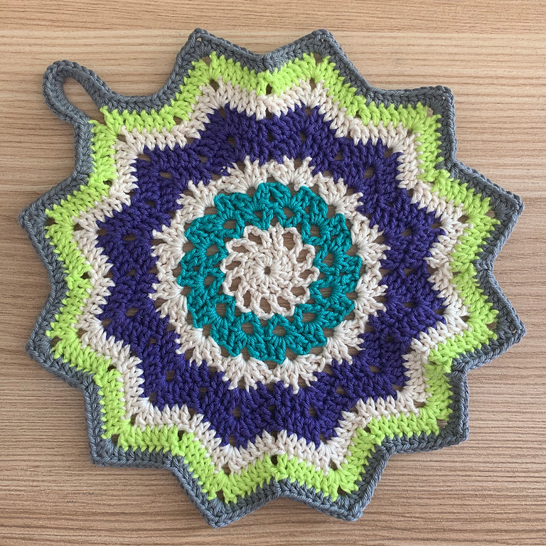 CROCHET: aprende a tejer y leer patrones escritos y símbolos