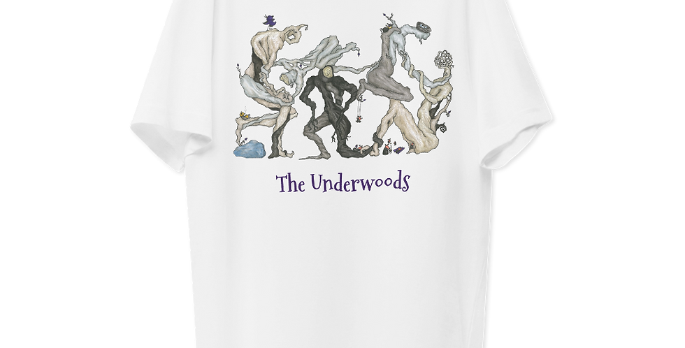 #14 Underwoods – Organic Cotton T-Shirt