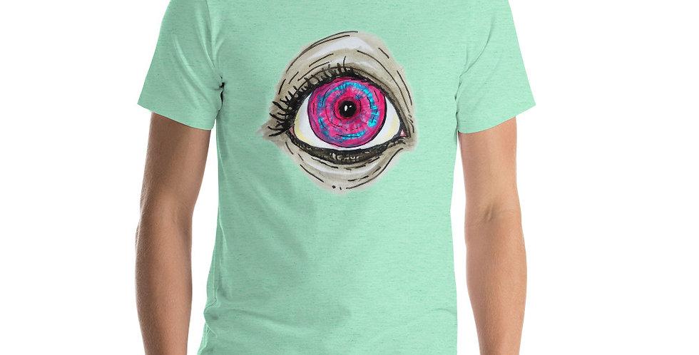 #54 Eye, eye – Unisex T-Shirt