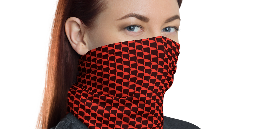 #58 Face mask – Neck Gaiter