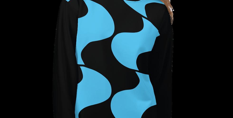 #8 Blåbärschips – unisex sweater