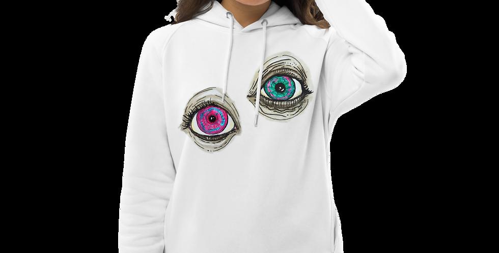 #1 Eyes cream – Unisex pullover hoodie