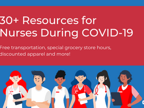 30+ Resources for Nurses During COVID-19