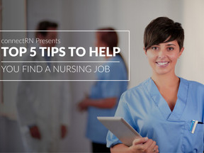 Find Nursing Jobs Easily With These 5 Tips