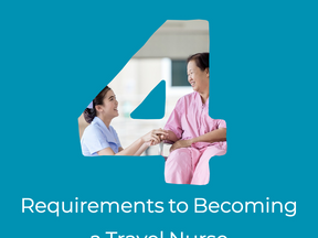 Travel Nurse – Here's how to become one in 4 steps