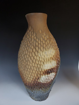 Carved Pot 2