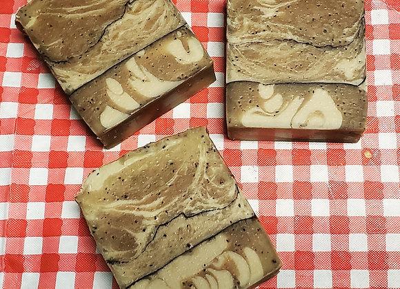 Cafe Mocha Exfoliating Coffee Artisan Soap