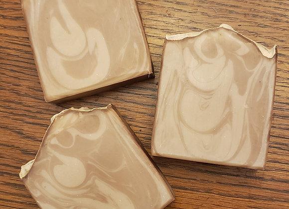 Sensual Sandalwood Vanilla Artisan Soap
