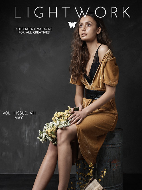 VOL.1 ISSUE.8 (DIGITAL) VERSON 1