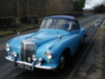 Daimler Conquest Century Drophead | Majors Motors